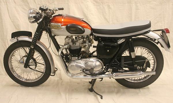 1962 T120R sold WA
