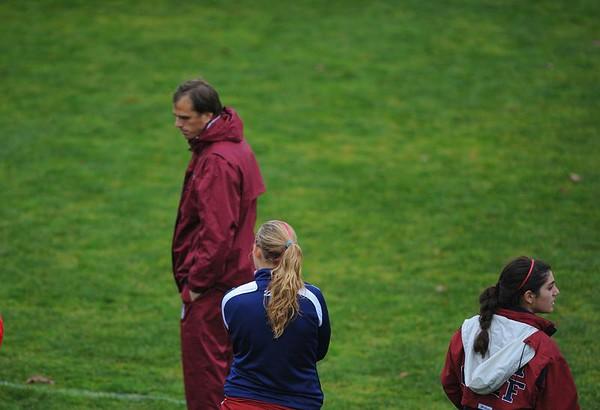 Taft Girls Varsity Soccer 11-8-08