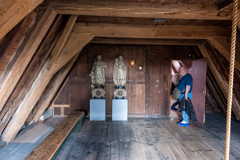 Our Lord In The Attic