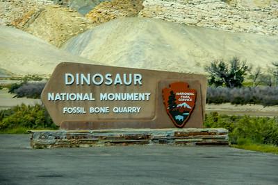 2014 Dinosaur National Monument