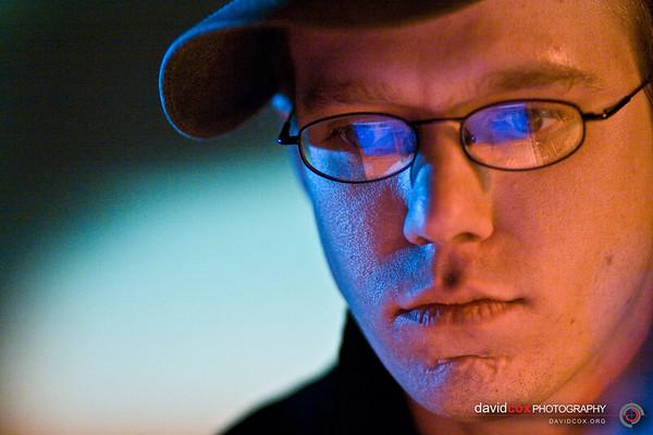 AMODA Laptop DJ Battle at Club DeVille (March 2008)
