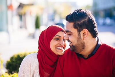 Heba + Mohammed - Engagement Session