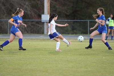 WHS girls soccer 2020