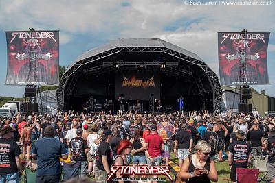 Diamond Head - Stonedeaf Festival 2019