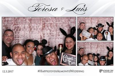 Teresa & Luis 12-3-17