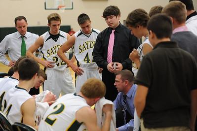Boys Basketball - South Hamilton 2013