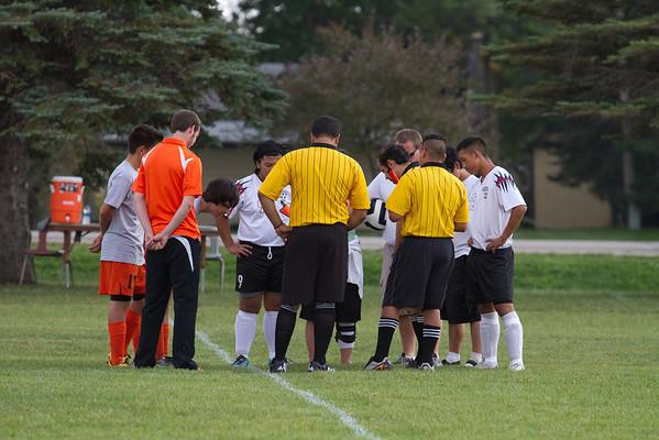 8-23-2012 Plum Creek vs. Marshall