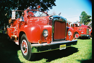 27th Annual Antique Fire Apparatus Muster @ the NJ Fireman's Home