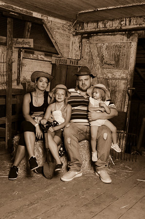 Zenger Farms 2nd annual Hoedown photo booth