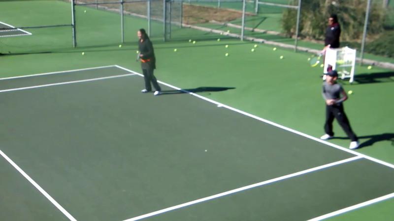 Anna Spindle Tree Tennis Jan 14-2012.m4v
