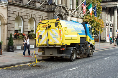Refuse and Utility Vehicles