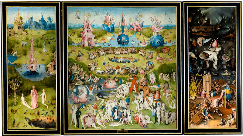 01430 Garden of Earthly Delights - Hieronymus Bosch 16x9.jpg