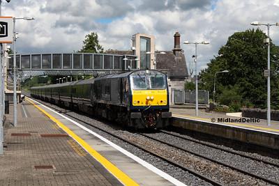 Portlaoise (Rail), 27-06-2017