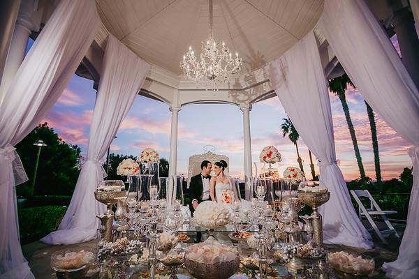 Naseem and John | Newport Beach Marriott Wedding
