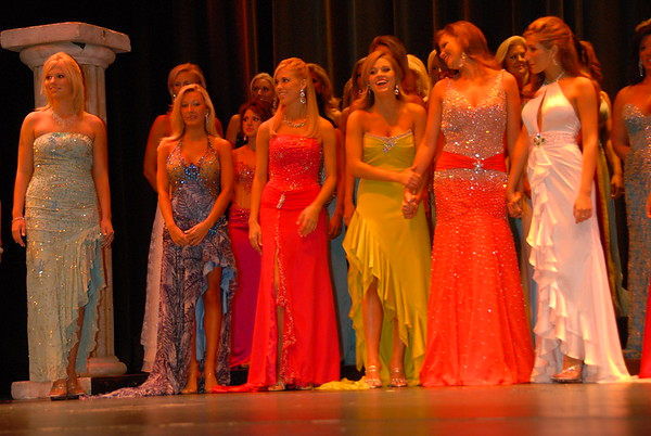 Miss United States Florida Crowning @ Helen Stairs 6-10-07