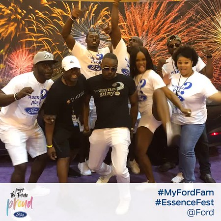 Ford At ESSENCE Festival New Orleans 2019 MP4s