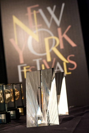 2014 NYF Film & Television Awards: Candids & Show