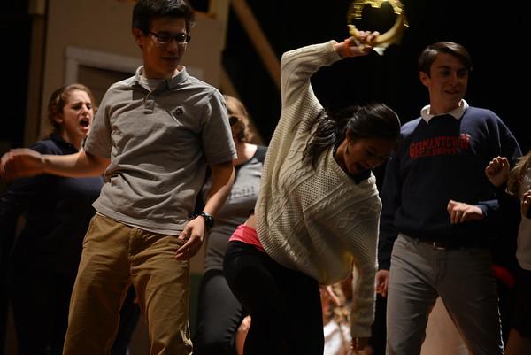 Belfry Club Practice - Shakespeare Abridged
