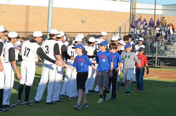 2014-04-15 - GHS Varsity Baseball vs LaGrange