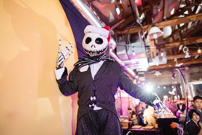 Palantir Halloween 2018