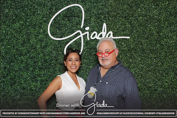 SOBEWFF Dinner with Giada