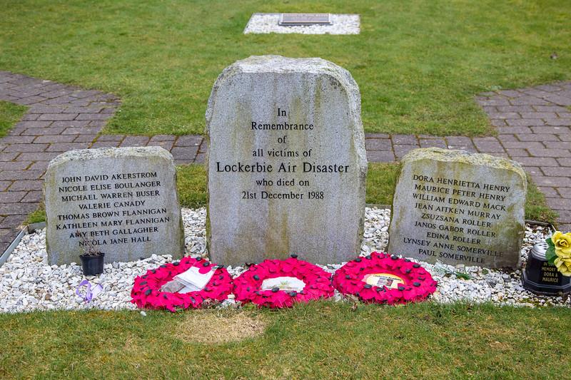 Lockerbie Air Disaster Memorial