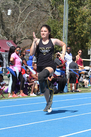 Erica Silvey - Lincoln Track