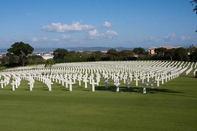 Manila American Cemetery and Memorial - October 2011