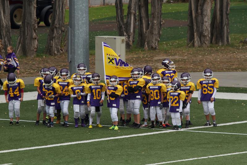 2012; AFBÖ; American Football; Raiders Tirol; Vienna Vikings; U10; Youth