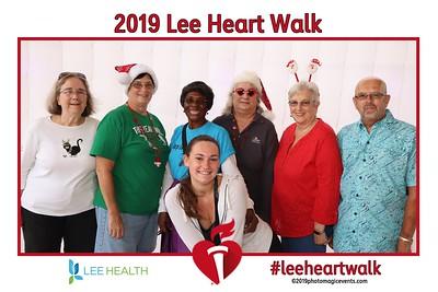 AHA Lee Walk 2019