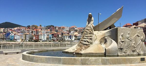 The Best of: Cycling the Portuguese Camino: Coimbra to Santiago de Compostela