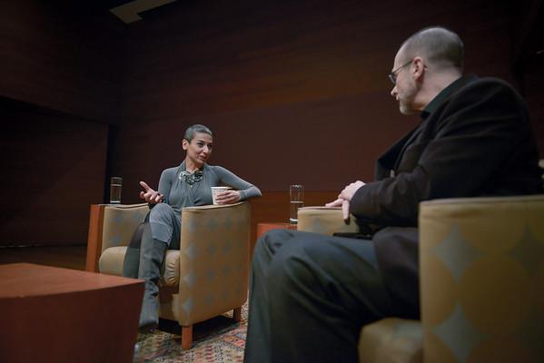 Zainab Salbi + Dean A. Haycock