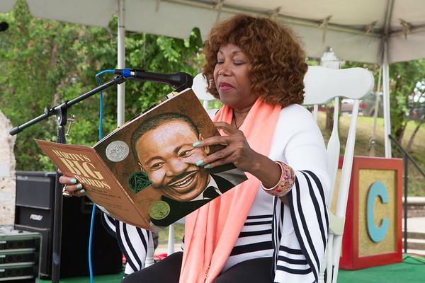 Ruby Bridges Reading Festival 2017
