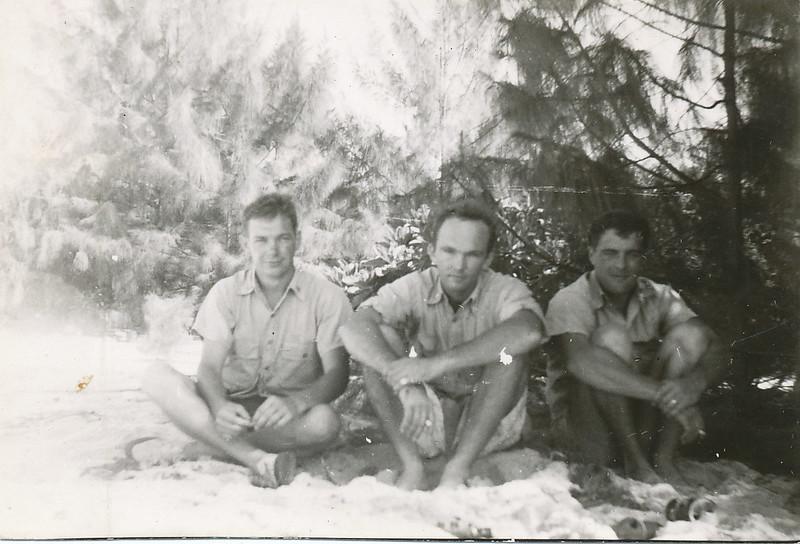 Me, Vic Waleath, Vic Morgen on Cocas Island.jpg