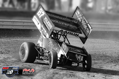 Fremont Speedway - All Star Sprints - 7/5/20 - Paul Arch