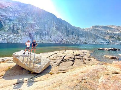 Emigrant Wilderness, Relief+Granite Lakes: Sep 24-26, 2021
