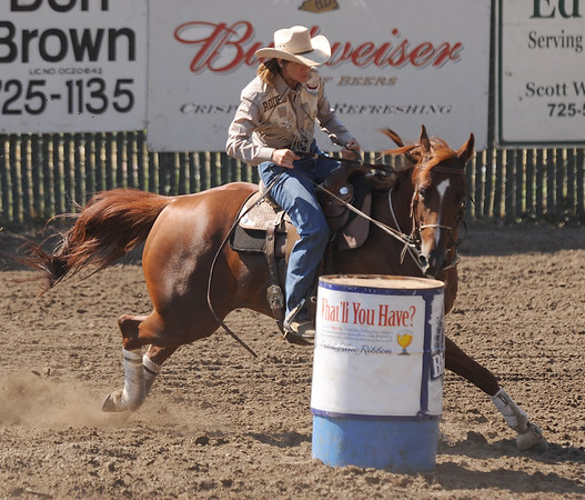 Fortuna rodeo Saturday 2014