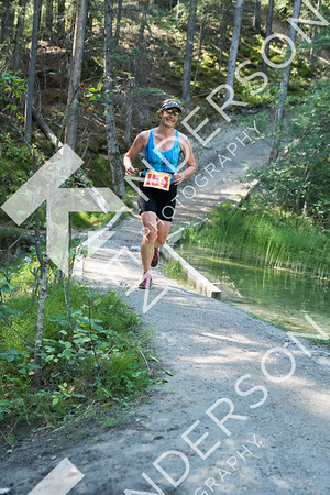 2016 Xterra Canmore Run 1