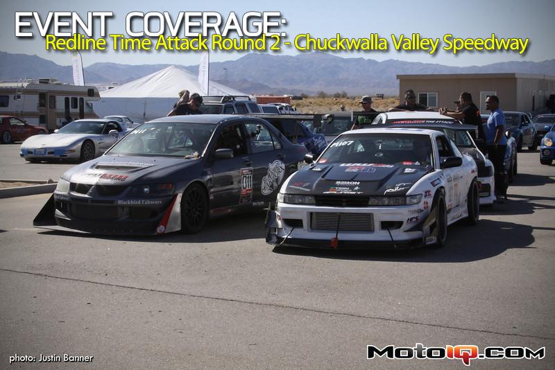 Chuckwalla Valley Speedway Redline Time Attack