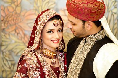 Tahira and Hammaad Wedding