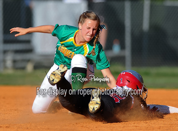 Boiling Springs vs Summerville State championship game 1