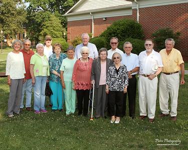 Crossville 1954 Class Reunion