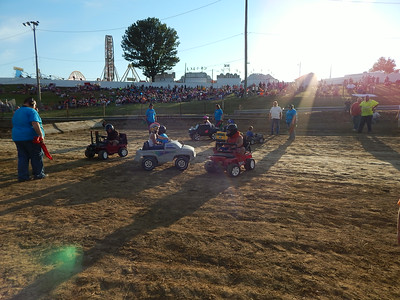 2014 Power Wheels Demolition Derby