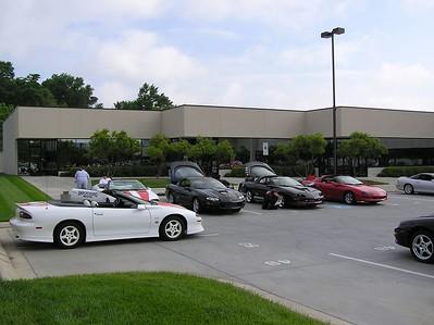 2004 Dale Earnhardt Camaro Show