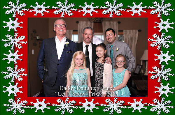 2015 Daddy Daughter Dance