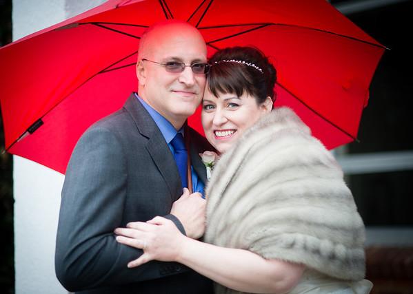 Mary Frances and Shawn  Alexandria Winter Wedding