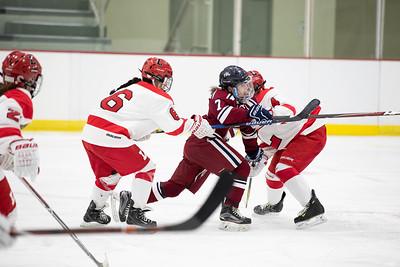 12/13/18: Girls' Varsity Hockey v Lawrenceville
