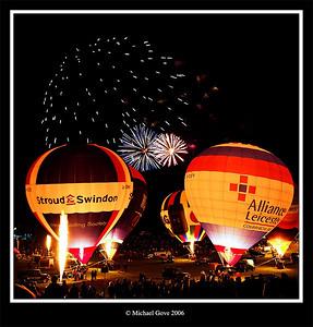 Bristol Balloon Fiesta 2006