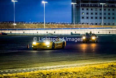#57 - Yellow C5 Corvette