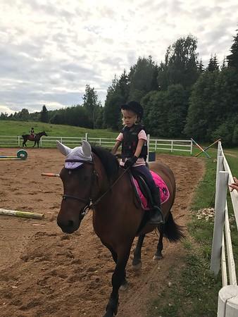 Hobused, Emili ja teised hobufännid